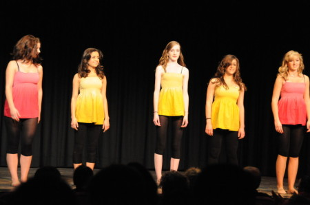 Rheine, On Stage, Jazz Dancem Tanzschule